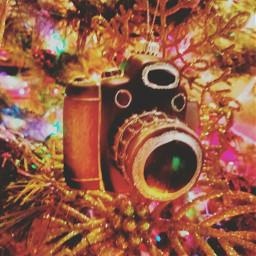 holidays christmas2016 camera ornament