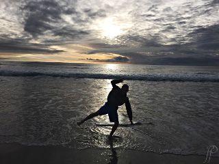 interesting beach california nature ocean freetoedit