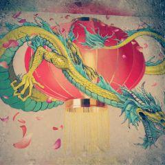 freetoedit dragon china remixme