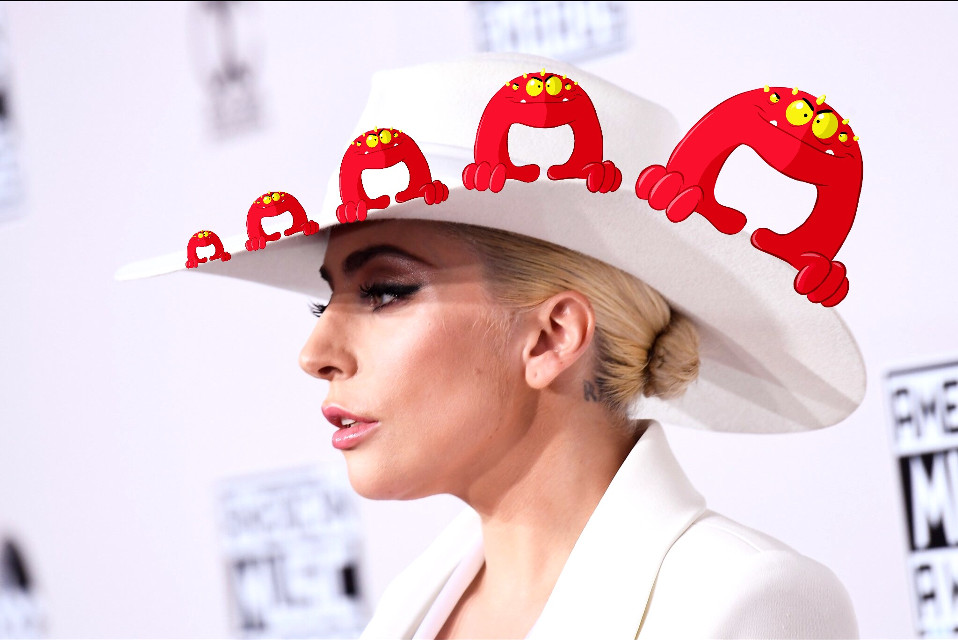 #littlemonsters #ladygaga #hat