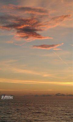 interesting sunset nature sanfrancisco clouds freetoedit
