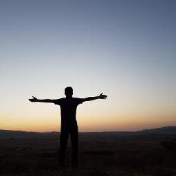 interesting sunset good exercise iran freetoedit