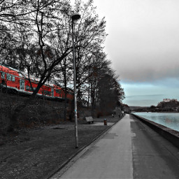train fxtools redandblue river