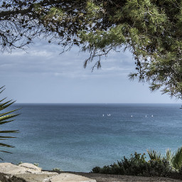 spain2017 costadelsol torremolinos mediterranean seascape