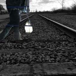 braywyatt railroadtracks traintracks followthebuzzards run