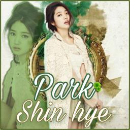 happyshinhyeday parkshinhye shinhye queen actor freetoedit