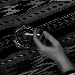 blackandwhite photography bwphotography personal ciggarette