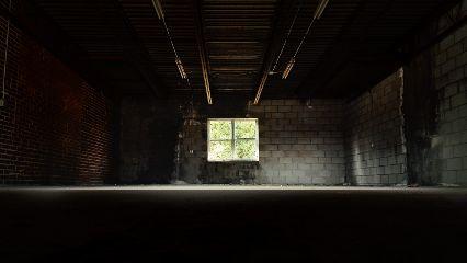 spooky abandonedbuilding abandonedschool creepy cool