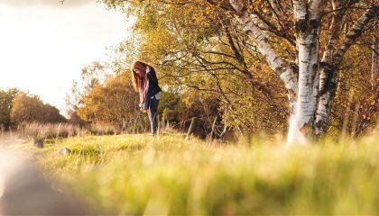 me girl selfportrait photography landscape