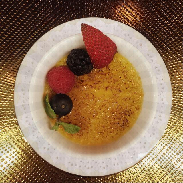 #CrèmeBrulée #Dessert #CremeBrulee #Chef #ChefNung