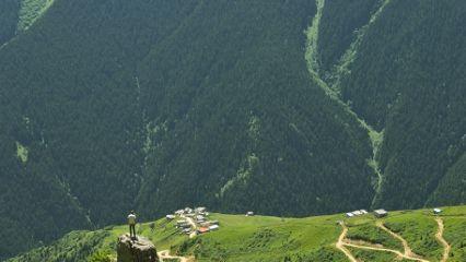 people mountain me landscape travel