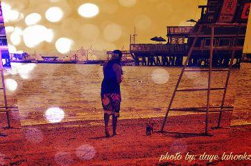 myyorkie me qualitytime beach furbaby freetoedit