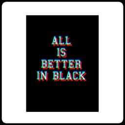 black blackandwhitephotography blackneon