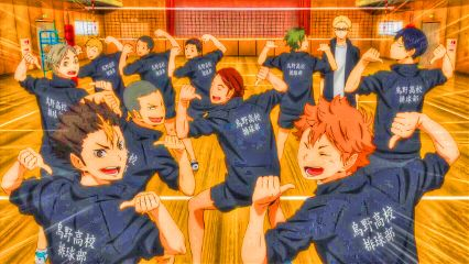 haikyuu anime freetoedit