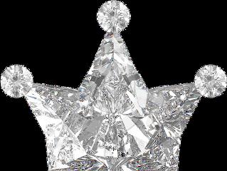 freetoedit gemstone crown