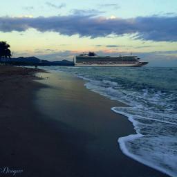 freetoedit pcbeaches beaches emotions travel dpcovercast dpcships dpcboats pcgoldenhour