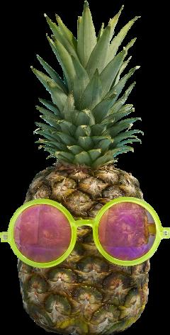pineapple glasses summer crazy teen
