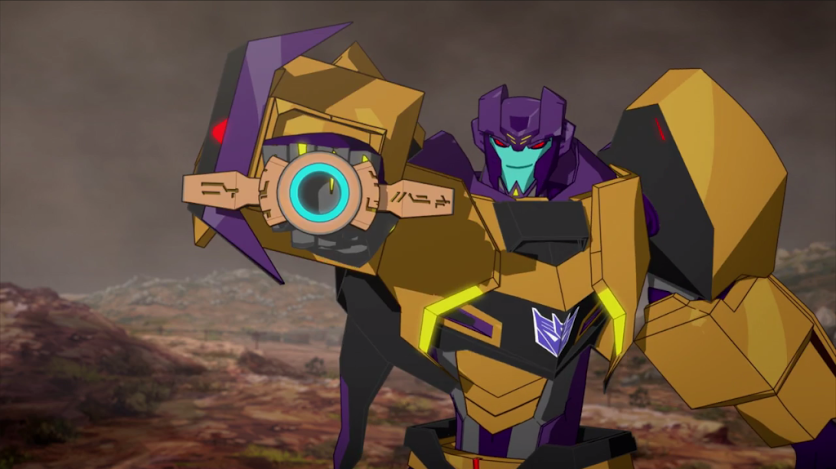 Transformers Robots In Disguise Season 3 New Trailer